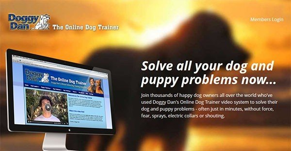 doggy dan online dog trainer review